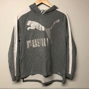 Puma Sparkle Hooded Sweater